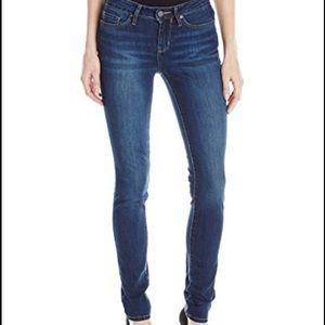 Super Sleek Skinny Jeans by Calvin Klein